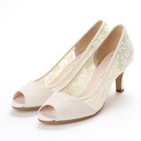 バニティービューティー vanitybeauty 婦人靴 (アイボリーコンビ)