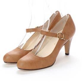 バニティービューティー vanitybeauty 婦人靴 (キャメル)
