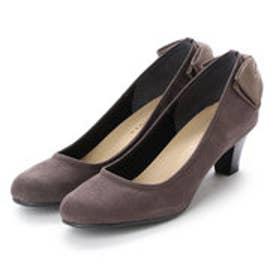 バニティービューティー vanitybeauty 婦人靴 (ベージュスエード)