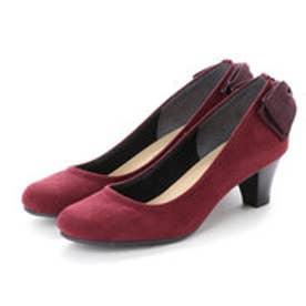 バニティービューティー vanitybeauty 婦人靴 (ワインスエード)