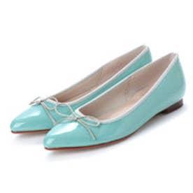 バニティービューティー vanitybeauty 婦人靴 (グリーンエナメル)