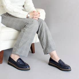 バニティービューティー vanitybeauty 婦人靴 (ネイビーエナメル)