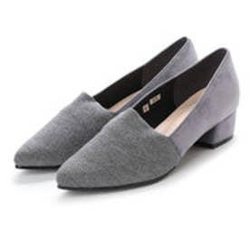 バニティービューティー vanitybeauty 婦人靴 (グレー)