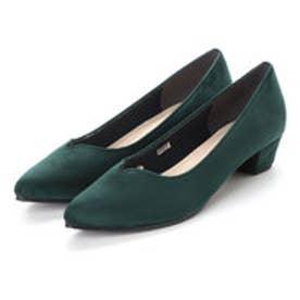 バニティービューティー vanitybeauty 婦人靴 (グリーンスエード)
