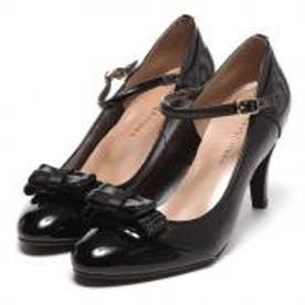 バニティービューティー 【Soft Insole Series】リボンパンプス / vanitybeauty Ribbon pumps   064V57792 (ブラック)