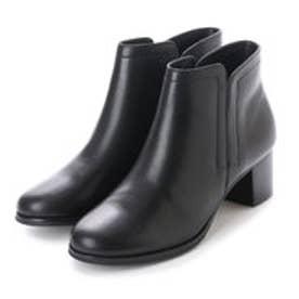 ベルフローリー BELL FLORRIE ベルフローリー カジュアルショートブーツ (ブラック)