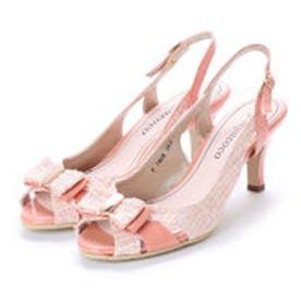 ピニャココ pinyacoco 婦人靴 (ピンク)