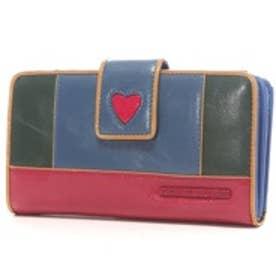 f76403c699e0 アガタ ルイス デ ラ プラダ AGATHA RUIZ DE LA PRADA ポケットたくさん大容量財布レギュラー (ブルー) ¥7,600  ¥3,572