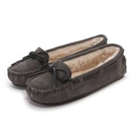 ミネトンカ MINNE TONKA CALLY SLIPPER (Grey)