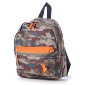 ポロ Polo ARMYCAMO CAMP BACKPACK SM (ARMY CAMOUFLAGE)