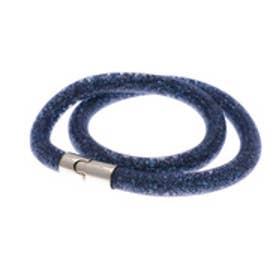 スワロフスキー SWAROVSKI Stardust Double Bracelet (Navy)