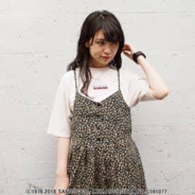179ダブルジー 179/WG ハローキティ5分袖Tシャツ (18ベージュ)