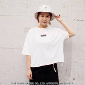 179ダブルジー 179/WG ハローキティ5分袖Tシャツ (28オフホワイト)