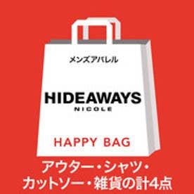 【予約商品】ハイダウェイ HIDEAWAYS 福袋 (91その他2(91))【1月上旬お届け予定】【返品不可商品】