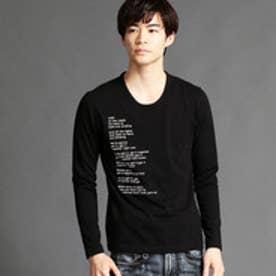 ハイダウェイ HIDEAWAYS ロゴプリントTシャツ (92その他3)