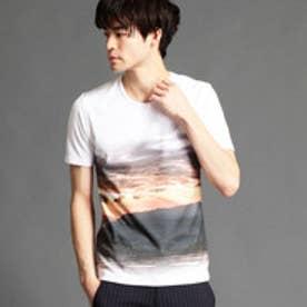 ハイダウェイ HIDEAWAYS 昇華転写プリントTシャツ (91その他2)