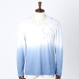 ハイダウェイ HIDEAWAYS モチーフプリントTシャツ (91その他2)