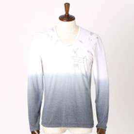 ハイダウェイ HIDEAWAYS モチーフプリントTシャツ (92その他3)