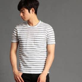 HIDEAWAYS リネンクルーネックTシャツ (91その他2)