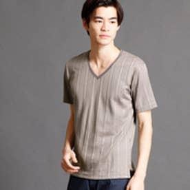 ムッシュ ニコル MONSIEUR NICOLE 【ex/tra】半袖VネックTシャツ (29グレー)