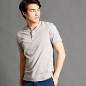 ムッシュ ニコル MONSIEUR NICOLE ロゴプリント入り半袖Tシャツ (29グレー)