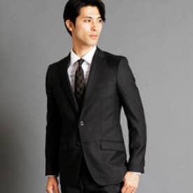 ムッシュ ニコル MONSIEUR NICOLE シャドーウィンドーペン柄スーツ (49ブラック)