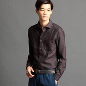 ムッシュ ニコル MONSIEUR NICOLE 【ex/tra】LEGGIUNO(レジウノ)セミワイドカラーシャツ (07ボルドー)