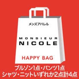 【予約商品】ムッシュ ニコル MONSIEUR NICOLE 福袋 (91その他2(91))【1月上旬お届け予定】【返品不可商品】