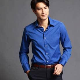 ムッシュ ニコル MONSIEUR NICOLE セミワイドカラードレスシャツ (60ブルー)
