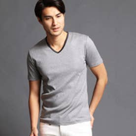 ムッシュ ニコル MONSIEUR NICOLE 【ex/tra】ベーシックVネックTシャツ (29グレー)