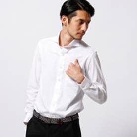 ムッシュ ニコル MONSIEUR NICOLE 【ex/tra】MONTIカッタウェイシャツ (09ホワイト)