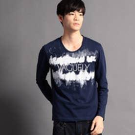 ニコルクラブフォーメン NICOLE CLUB FOR MEN アラカルトプリント長袖Tシャツ (94その他5)