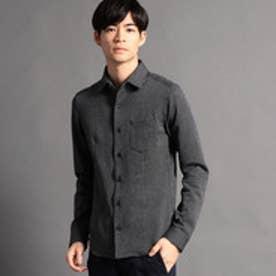 ニコルクラブフォーメン NICOLE CLUB FOR MEN ショートレギュラーカラーシャツ (49ブラック)