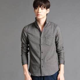 ニコルクラブフォーメン NICOLE CLUB FOR MEN イタリアンカラーカットシャツ (91その他2)