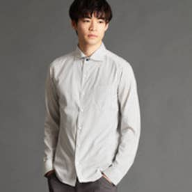 ニコルクラブフォーメン NICOLE CLUB FOR MEN ストライプ柄シャツ (92その他3)