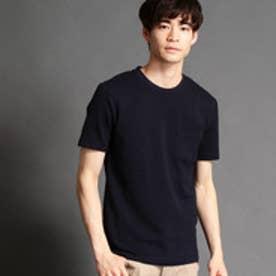 ニコルクラブフォーメン NICOLE CLUB FOR MEN クルーネックTシャツ (67ネイビー)