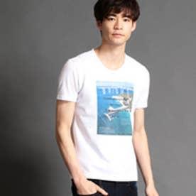 NICOLE CLUB FOR MEN サーモプリントアラカルトTシャツ (91その他2)