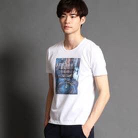 NICOLE CLUB FOR MEN サーモプリントアラカルトTシャツ (92その他3)