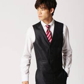 ニコルクラブフォーメン NICOLE CLUB FOR MEN 切り替えベスト (49ブラック)