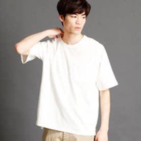 ヴィタル ムッシュ ニコル vital MONSIEUR NICOLE リメイク風Tシャツ (09ホワイト)
