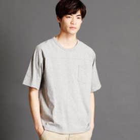 ヴィタル ムッシュ ニコル vital MONSIEUR NICOLE リメイク風Tシャツ (29グレー)