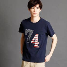 ヴィタル ムッシュ ニコル vital MONSIEUR NICOLE ナンバリングTシャツ (67ネイビー)