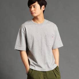 ヴィタル ムッシュ ニコル vital MONSIEUR NICOLE バックプリントTシャツ (29グレー)