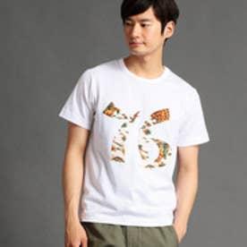 vital MONSIEUR NICOLE ナンバリングTシャツ (09ホワイト)