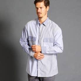 ヴィタル ムッシュ ニコル vital MONSIEUR NICOLE クレイジーパターンオーバーシャツ (91その他2)