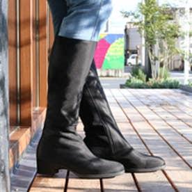 リバティーハウス Liberty house ゴアテックス ロング防水ブーツ LH-150(ブラック/ブラック)
