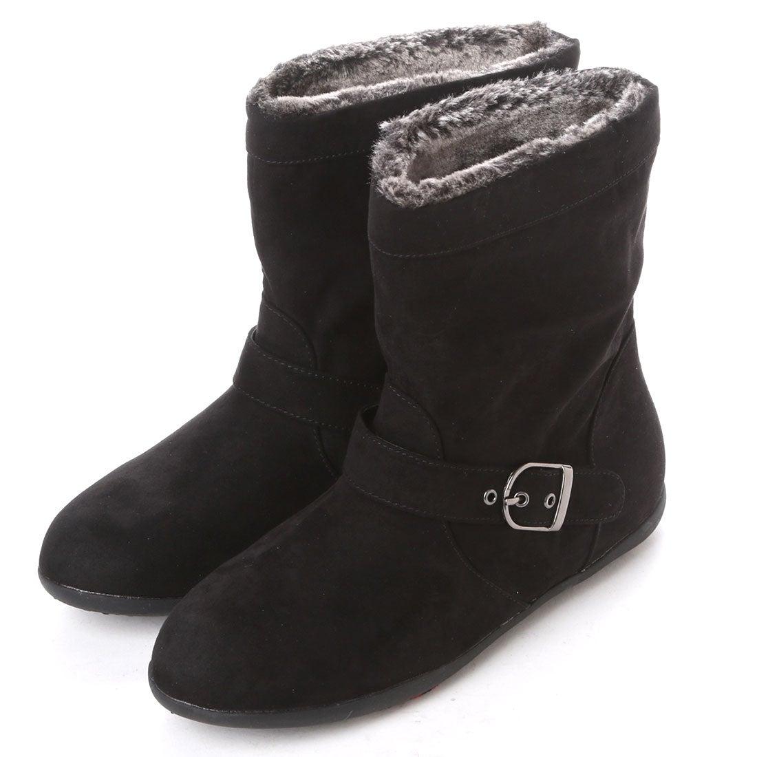 【SALE 30%OFF】リペル Repel 美脚インヒール防水防滑ブーツRP-566 (ブラック) レディース