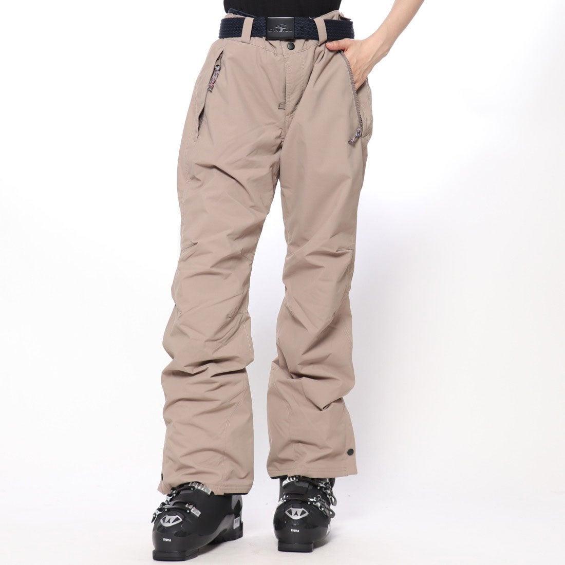 ロコンド 靴とファッションの通販サイトオニール O'NEILL レディス スノーパンツ (BEG)