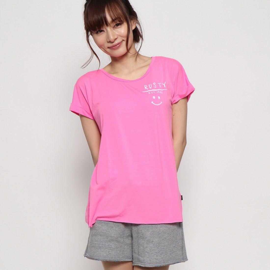 ラスティ RUSTY レディス UVTシャツ (HPK)
