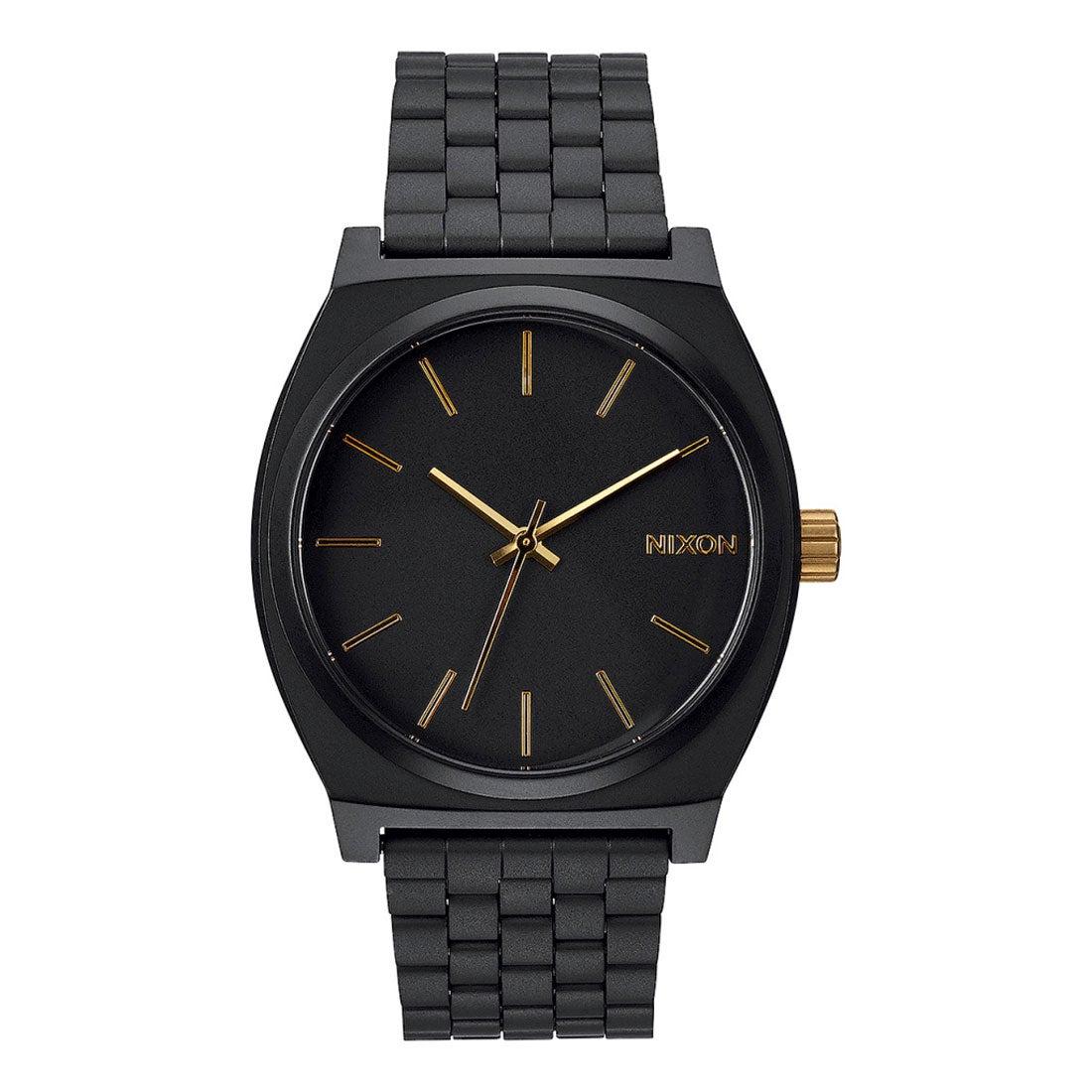 ロコンド 靴とファッションの通販サイトニクソン NIXON Time Teller (Matte Black / Gold)